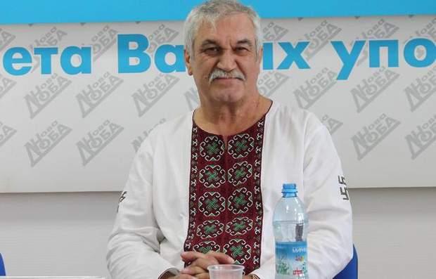 Василь Шкляр відмовився від Шевченківської премії