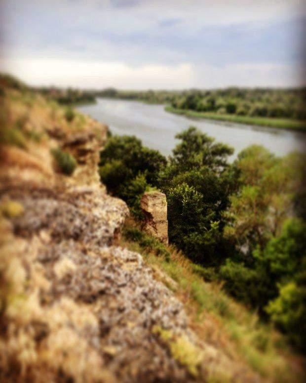 Неймовірний Дніпро на Херсонщині
