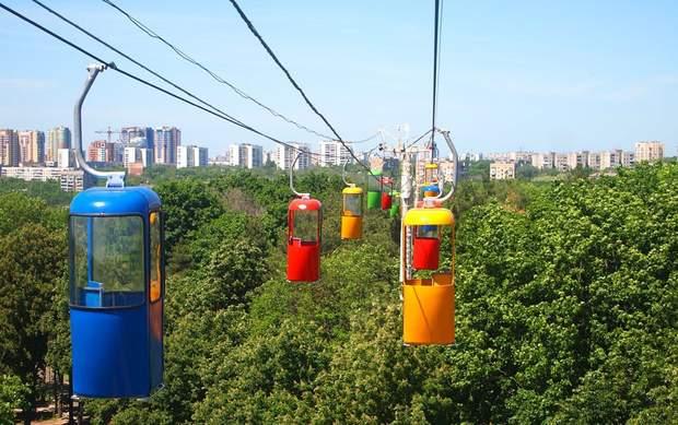 Канатна дорога Харків
