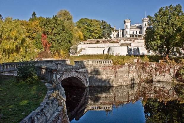 Парк Палац Кеніга Харків