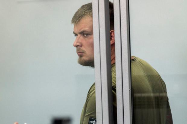 Матюшин вбивство Олешка суд