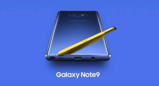 Samsung презентує Galaxy Note 9 вже 9 серпня