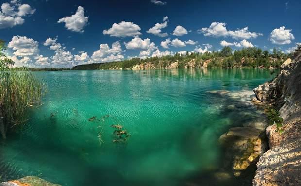 Житомир водойма