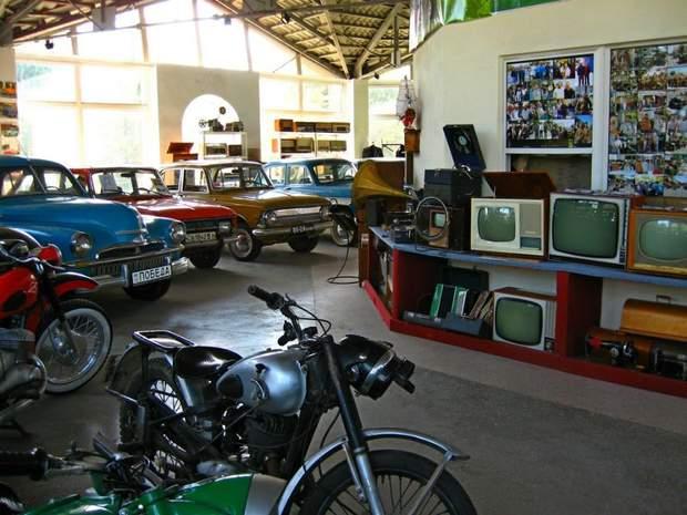 Вінниця ретро-музей