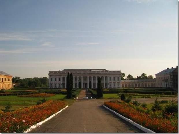 Палац Потоцький Вінничина