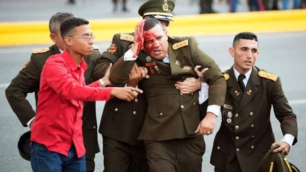 Мадуро, замах, Латинська Америка, Венесуела, Кримінал, дрон