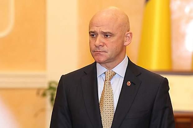 Турханов Одеса активісти