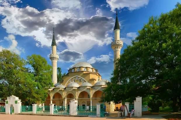 Мечеть Крим Євпаторія