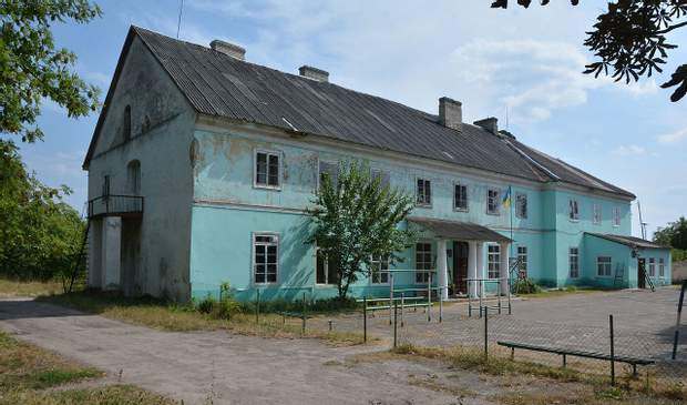 Любомль, Волинь, палац Браницьких, культура, історія, архітектура