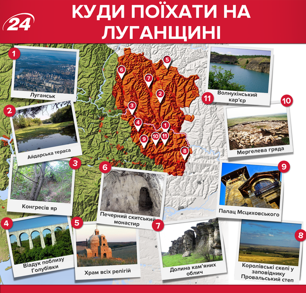 Луганськ, Луганщина, Схід, унікальні місця, культура, релігія, відпочинок, подорожі, Україні – 27