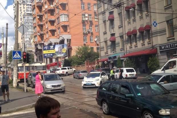 Вулиця Дмитрівська