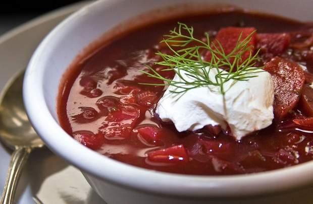 Як зварити борщ: рецепти приготування борщу