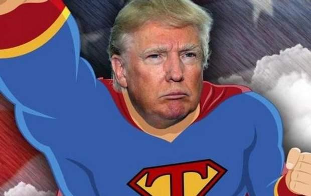Трамп США