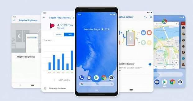 Google анонсувала операційну систему Android 9.0 Pie