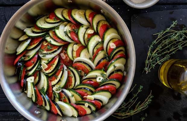 Рататуй – рецепт приготування рататую