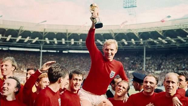 Збірна Англії – чемпіон світу 1966 року