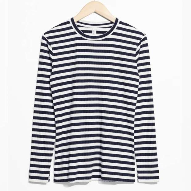 Як носити одяг у смужку - поради стиліста 175f9c2e83b28