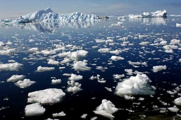 Таяние льда