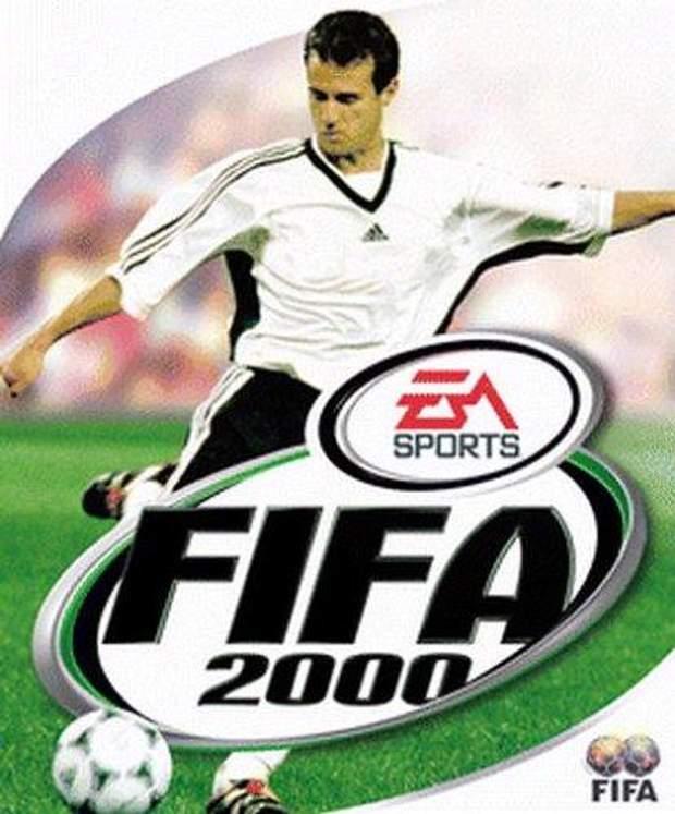 Постер гри FIFA 2000