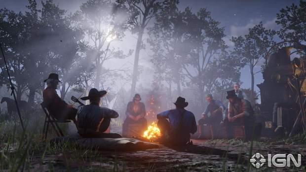 Банди в грі Red Dead Redemption 2