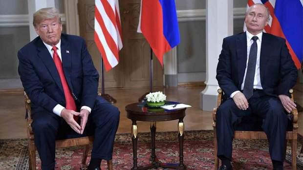 Зустріч Трампа і Путіна в Гельсінкі набула зворотного ефекту