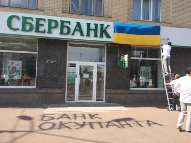 Російські банки санкції