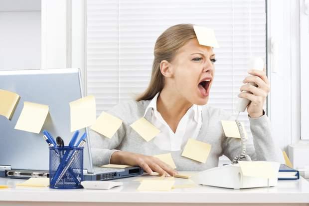 Стрес є причиною багатьох захворювань