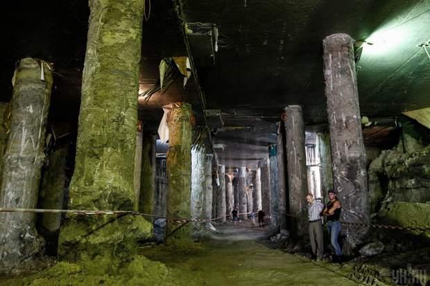Археологічні знахідки на Поштовій