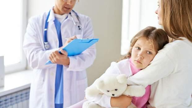 Чому у дітей ослаблений імунітет