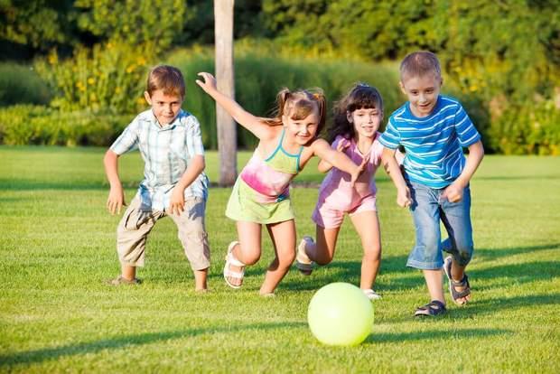 Дитина повинна вести активний спосіб життя