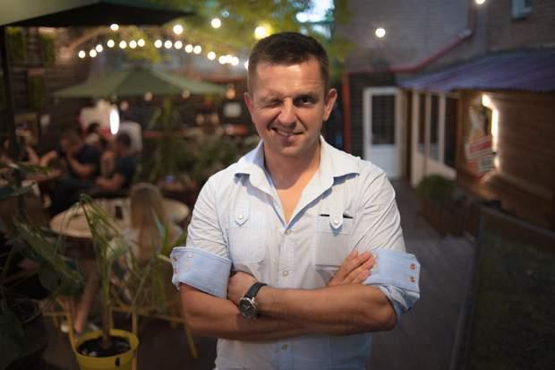 Співзасновник бренду Veterano Coffee Володимир Шевченко