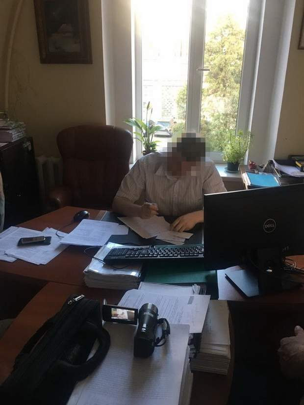 ГПУ корупція хабар арешт