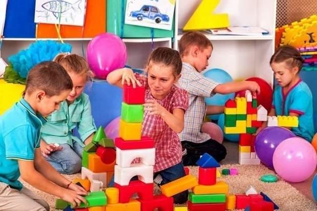 Ігри в дитячому садку