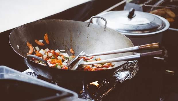Опіки на кухні: що робити
