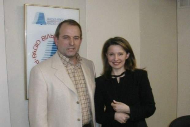 За словами Ющенка, Тимошенко хотіла призначити Медведчука віце-прем'єром
