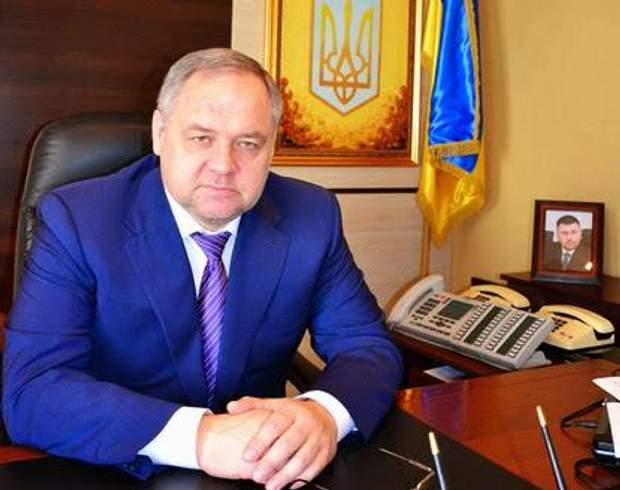 Екс-керівник податкової Полтавської області Володимир Задорожний