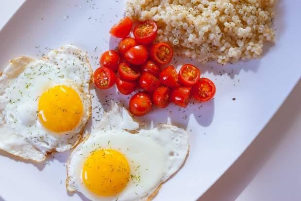 Якщо снідати яйцями – організм краще справлятиметься зі стресом протягом дня