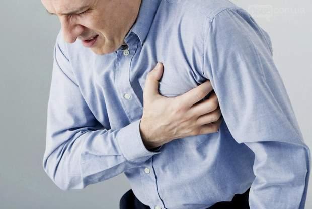 Чоловіки більше схильні до серцевих нападів