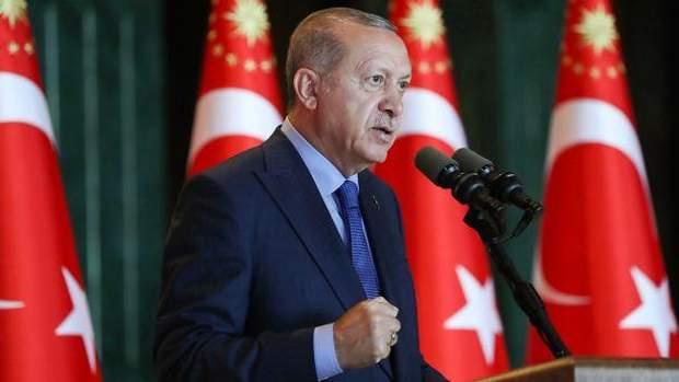 Ердоган Туреччина