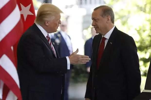 Трамп Ердоган МВФ Туреччина