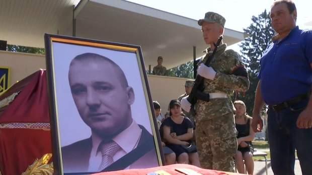 У Сумах поховали Олександра Буйвало, якого шукали чотири роки