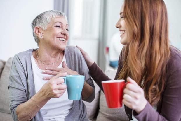 Довге життя матері збільшує шанс на довше життя жінки