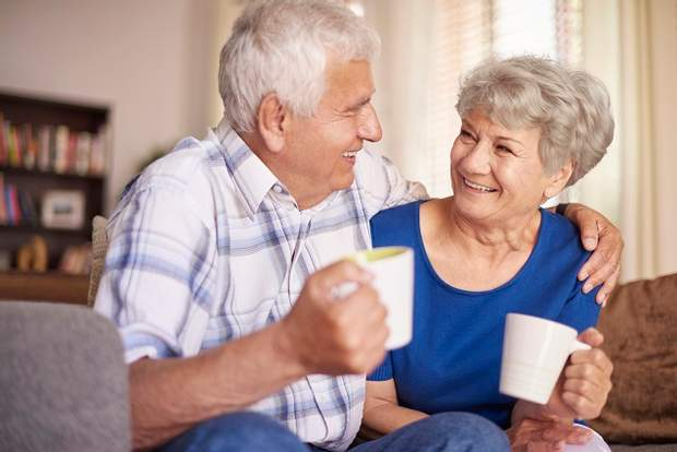 Як впливає те, що батьки жінки дожили до 90 років