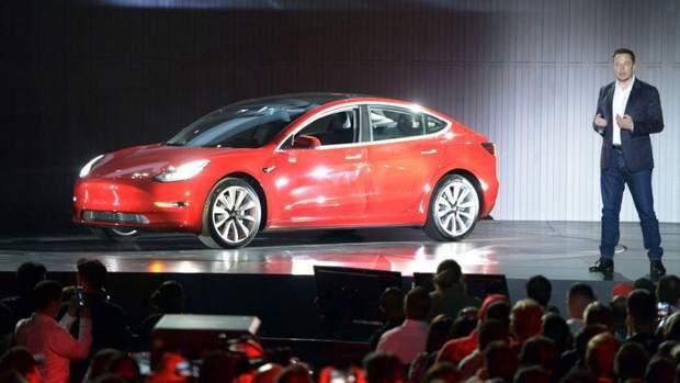 Tesla має більший дохід ніж Албанія