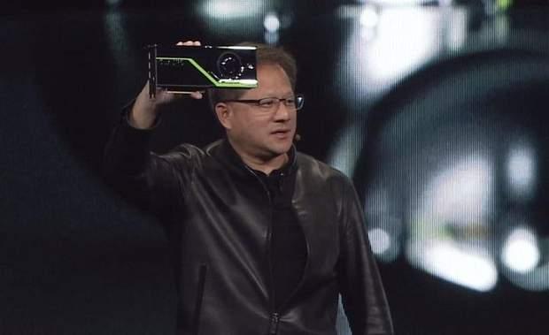 NVIDIA представила відеокарти лінійки Quadro RTX