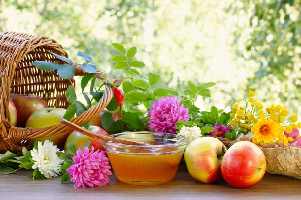 Яблучний спас освячення яблук