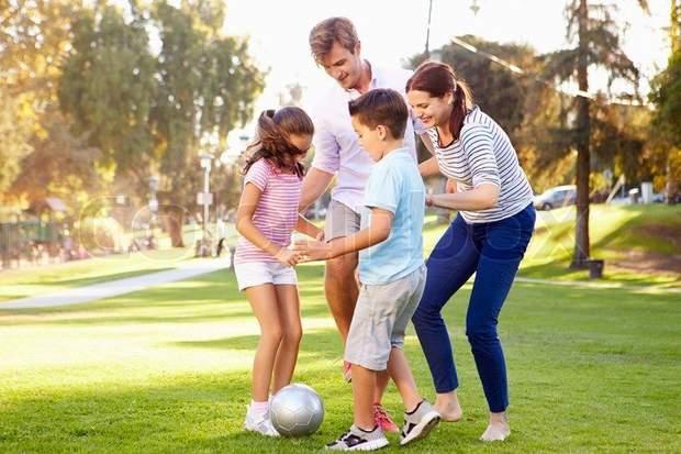 Фізична активність для дітей – це гра