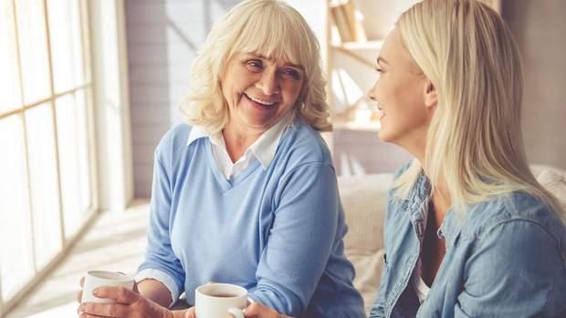 Більшість людей з віком стають свідомішими