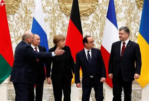 війна на Донбасі мінські угоди