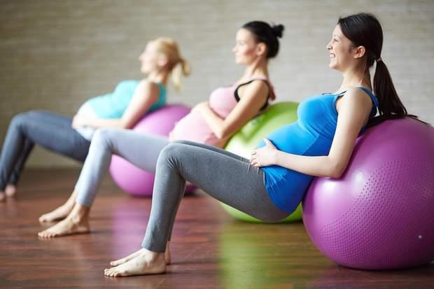 Під час вагітності займайтеся фізичними вправами